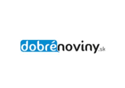 Logo Dobrénoviny.sk
